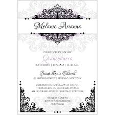 quinceanera invitations wording in quinceanera invitations