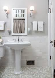 modern vintage small bathroom ideas with clawfoot tub tile images