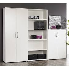 Bookcase With Doors White White Bookcase With Doors Awesome Bavaria Modern Shelving Eurway