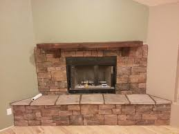 create a rustic style on your fireplace with cedar mantels homesfeed