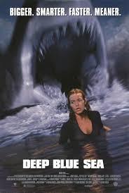 Biển Xanh Sâu Thẩm - Đại Dương Kinh Hoàng - Deep Blue Sea (1999) xalophim