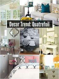 uncommon home decor quatrefoil design in home decor uncommon designs