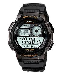 Jam Tangan Casio Chrono jam tangan casio ae 1000w 1av murah berkualitas toko jam tangan