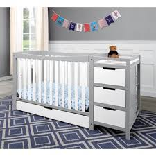 Convertible Cribs With Drawers Convertible Crib With Drawers Wayfair