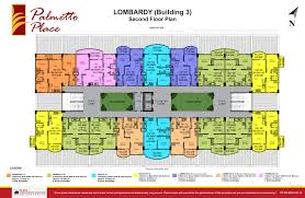 The Seawind Floor Plan by Palmetto Place Building 3 Grand Floor Plans Davao Property Finder