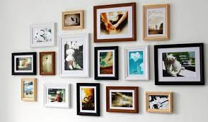 wall display wall photo display homestyle styling create the wall display your