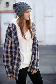 Most Comfortable Flannel Shirt Best 25 Oversized Flannel Ideas On Pinterest Oversized