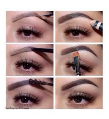 How To Color In Eyebrows To Get The Perfect Eyebrows Follow The Following Tips And Tricks