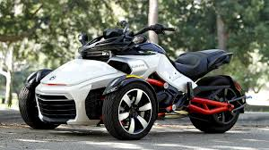 spyder car can am spyder review newbies may dig it serious bikers not so