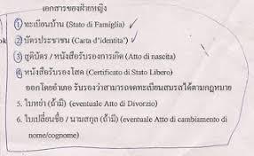 consolati thailandesi in italia sposarsi in thailandia guida al matrimonio in thailandia