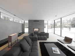 Minimalist House Plans by Minimalist Contemporary Style House Plans By Titus Bernhard