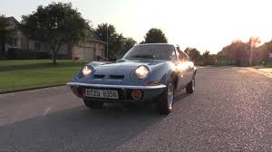 1970 opel 1970 opel gt headlights youtube