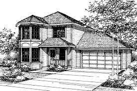 craftsman house plans baywood 30 118 associated designs
