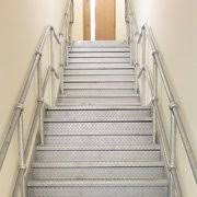 Tubular Handrail Standards Handrail And Components F H Brundle