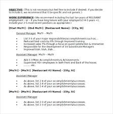 Assistant Manager Restaurant Resume Evolution Of Dogs Essay Job Submit Resume Ottawa Expository Essay