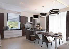 Open Plan Kitchen Diner Ideas Modern Kitchen Diner Ideas Open Plan Space Interior Designs