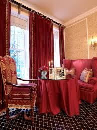 Burgundy Dining Room Photo Page Hgtv