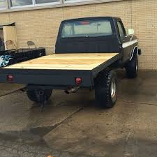 where are ford trucks made best 25 flatbed truck beds ideas on flat bed custom