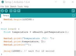 code zigbee arduino testing properties of e health system based on arduino
