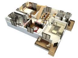 3d Floor Plans 3d House Design 3d House Plan Customized 3d Home Floor Plans House 3d