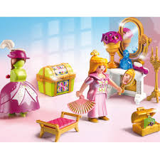 playmobil royal dressing room 5148 8 80 hamleys for playmobil
