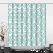 Custom Bathroom Shower Curtains Retro Europe Pattern Print Bathroom Shower Curtain Custom Shower