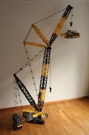 all terrain with 12 wd liebherr ltm 1350 6 1 mobile crane lego