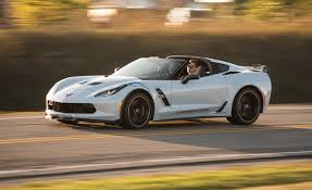 chevrolet supercar 2018 chevrolet corvette grand sport coupe pictures photo gallery