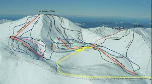 Colorado Ski Areas Map by Mt Lyford Piste Map U2013 Free Downloadable Piste Maps