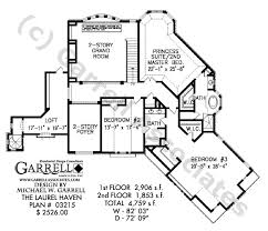 laurel house plan house plans by garrell associates inc