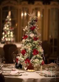 wedding tree centerpieces top 40 christmas wedding centerpiece ideas christmas celebration