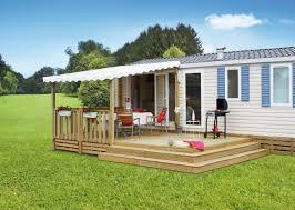 modele de terrasse couverte terrasse semi couverte pour mobil home futuna lattes