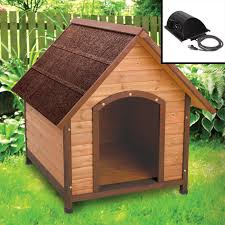 precision extreme outback log cabin dog house and insulation kit