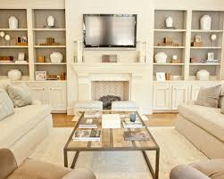 room ivory cream walls paint colors living room tv over fireplace