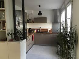 maison cuisine aménagement sur mesure de l espace à vivre de cette maison