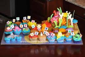 cupcake birthday cake coolest underwater cupcake birthday cake