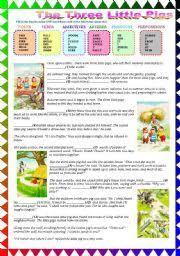 english teaching worksheets pigs