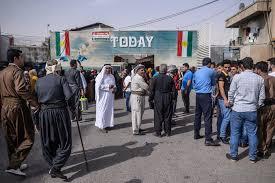 bureau de vote ouvert jusqu à quelle heure kurdistan irakien tellement de sang a coulé pour arriver à ce