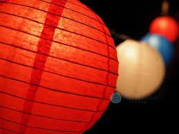 White Paper Lantern String Lights by Patriotic 4th Of July Usa Paper Lantern String Light Combo Kit 12