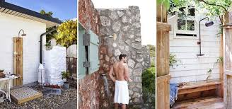 outdoor bathroom designs outdoor bathroom designs with awesome rustic touches
