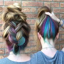 best 25 dyed hair underneath ideas on pinterest colored hair