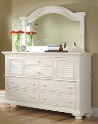 White Furniture In Bedroom White Bedroom Dresser With Mirror Bedroom Dressers Pinterest