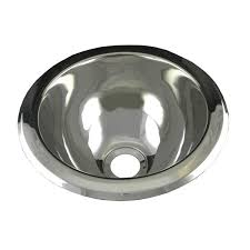 Opella  X  Round Bar Sink  Reviews Wayfair - Round sink kitchen