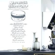 stickers de cuisine stickers cuisine pas cher zs sticker kitchen wall stickers cooked