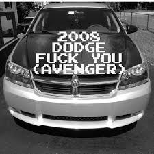 2008 dodge avenger 4 cylinder my 2008 dodge avenger