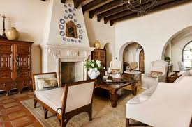 Mission Style Rug Spanish Style Living Room With Area Rug Spanish Style Home