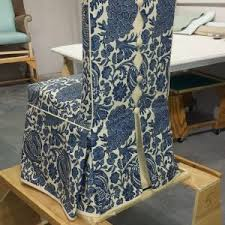 Navy Parsons Chair Dining Room Design Parsons Chair Slipcovers For Elegant Dining