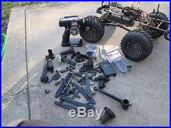 vintage parts cars kyosho mad force vintage rtr brushless