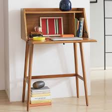 Small Mid Century Desk Best Mid Century Modern Furniture Mid Century Desk Fits