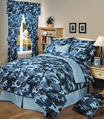 Camoflage Bedroom Kids Blue Camouflage Bedroom Picture